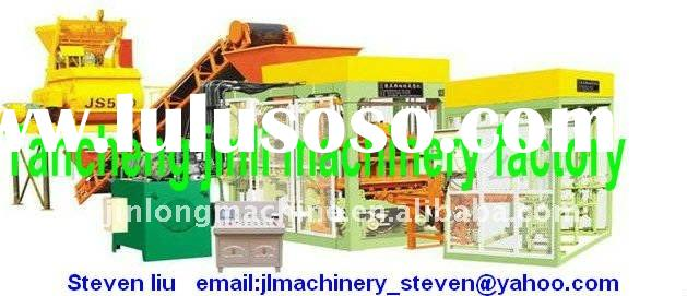 CEMENT brick making machine QUANZHOU HYDRAULIC FULL AUTOMATIC hollow