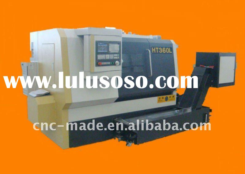 CNC Horizontal Full-Function Turret Lathe HT500