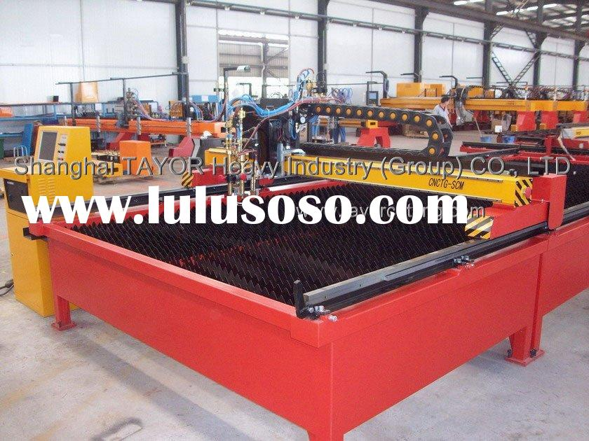 CNC plasma cutting machine, CNC table cutting machine, CNC plasma cutter, Hypertherm, Thermadyne, Pa