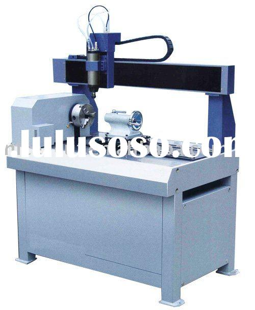 CNC router rotary woodworking NC-E6090 with DSP handle