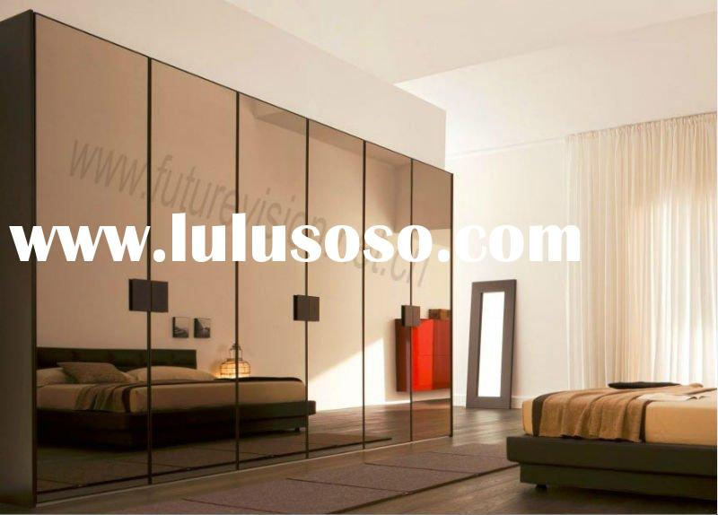Cabinet designs for living room with high gloss finish EL-236W)(