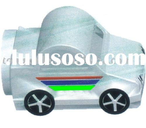Car Plastic toy parts