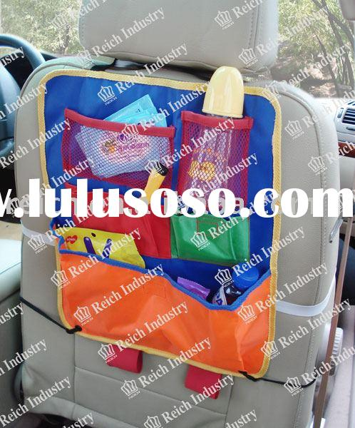 Car organizer - Kids' Back Seat Organizer