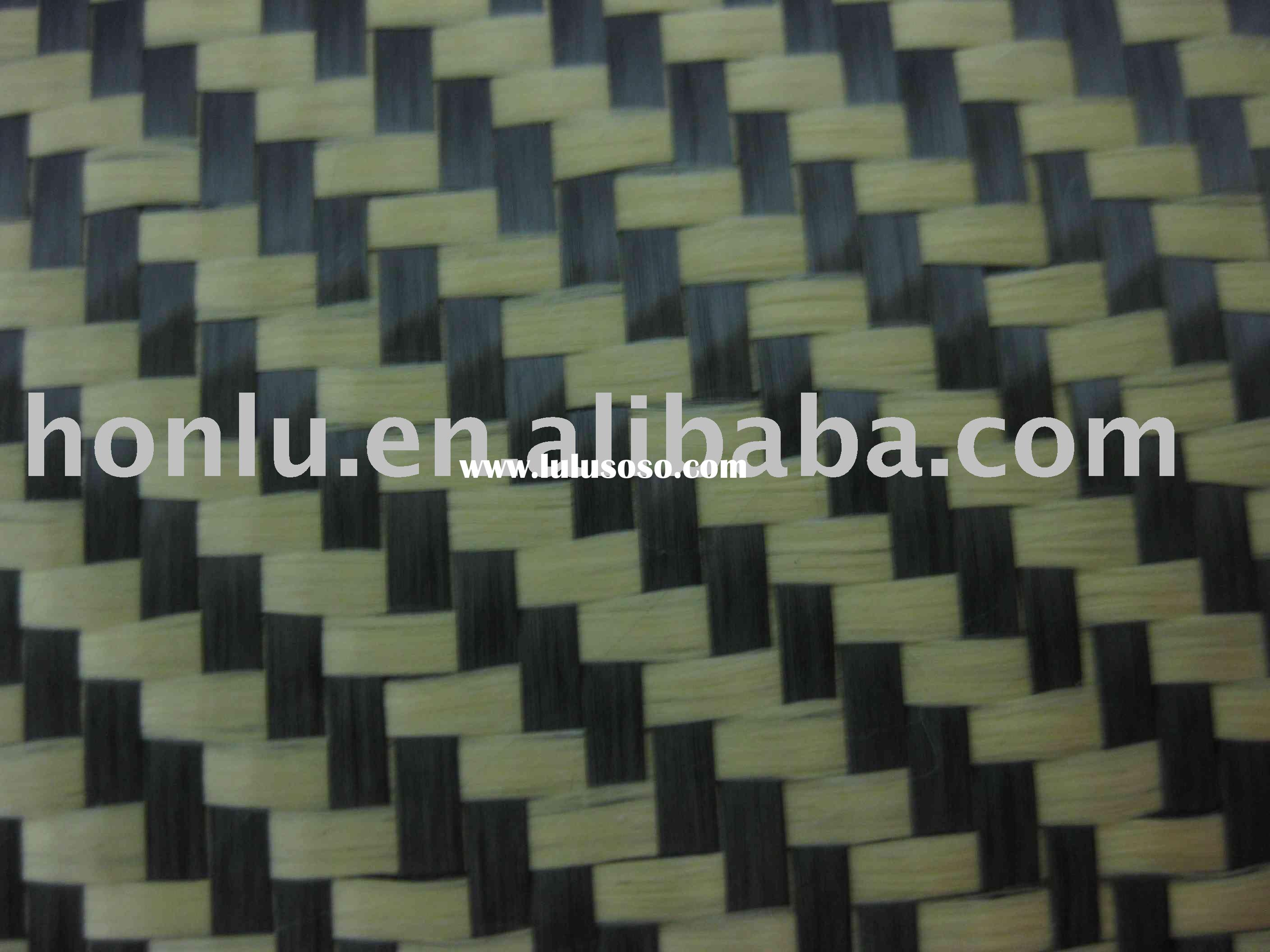 Carbon Fiber Cloth HLMBY12P (Carbon & Kevlar)