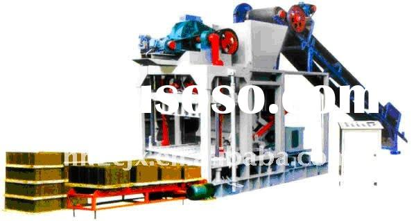 Cement Block Making Machine Competitive Brick Machinery