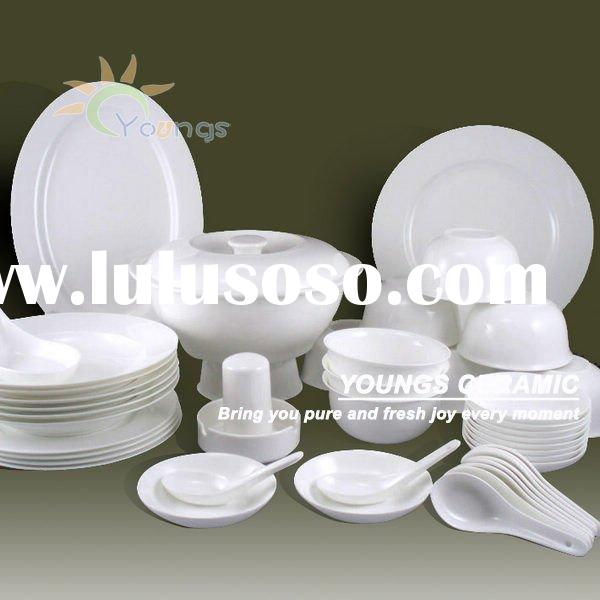White Tableware Ceramic White Tableware Ceramic