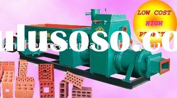 China Red clay brick machine , soil brick mould ,block making machine