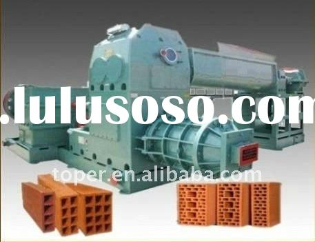 China Toper Clay brick making machine