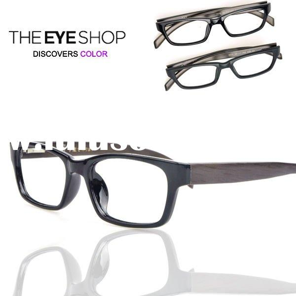 What are the current fashion trends in eyeglass frames?