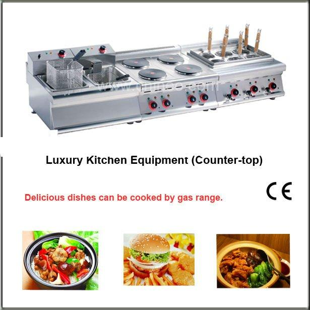 Commercial Restaurant Kitchen Equipment (Cooking Equipment)