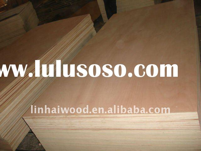 Commercial plywood with good quality and reasonable price