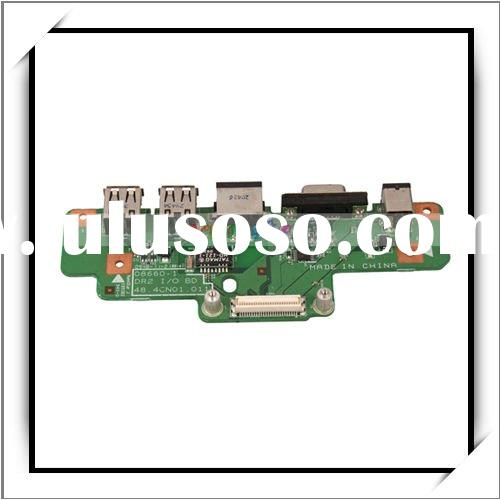DC Power Jack with Modem Network Port USB Board for Dell Inspiron 1750