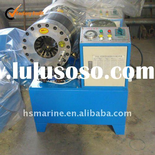 DX68 Hydraulic high pressure hose crimping machine