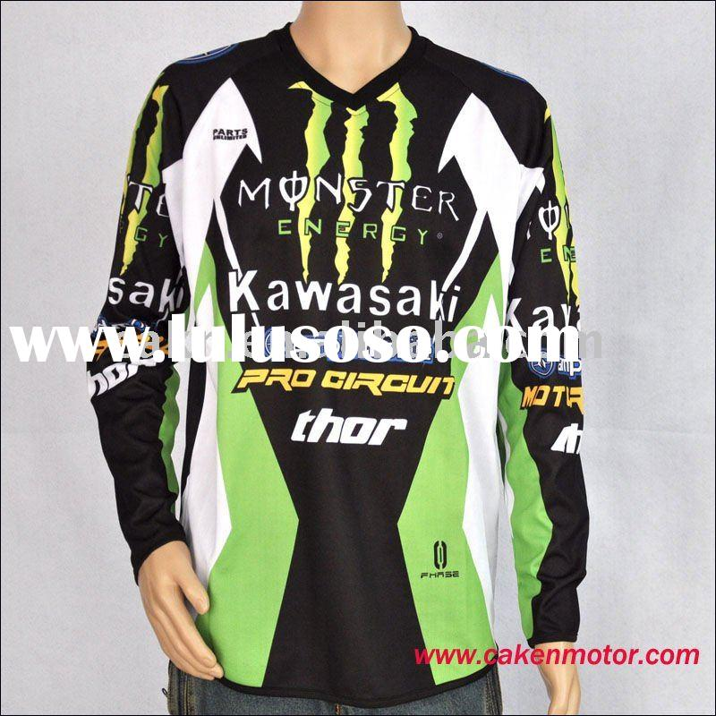 Dirt Bike Moto X Motocross Jersey Brand New Racing Apparel Racing T-shirt
