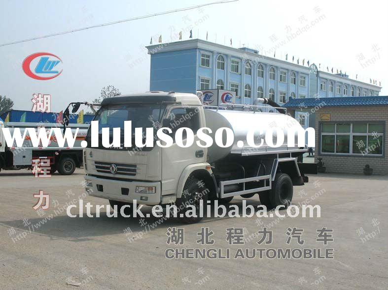 Dongfeng 5CBM sewage suction truck for sale