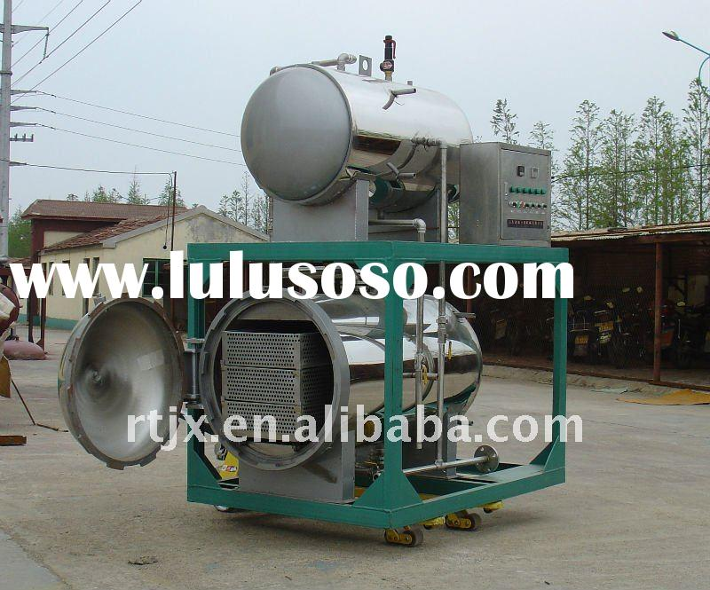 Dual electric and steam use autoclave sterilizer