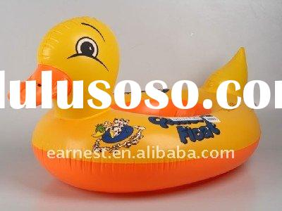 Duck Swim Ring For Kids