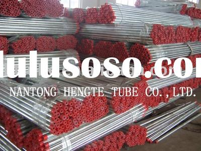 EMT Tubes / galvanized steel pipe / pipe