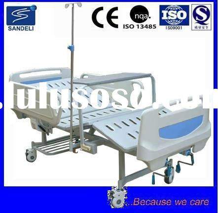 Economy Two Crank Manual Hospital bed
