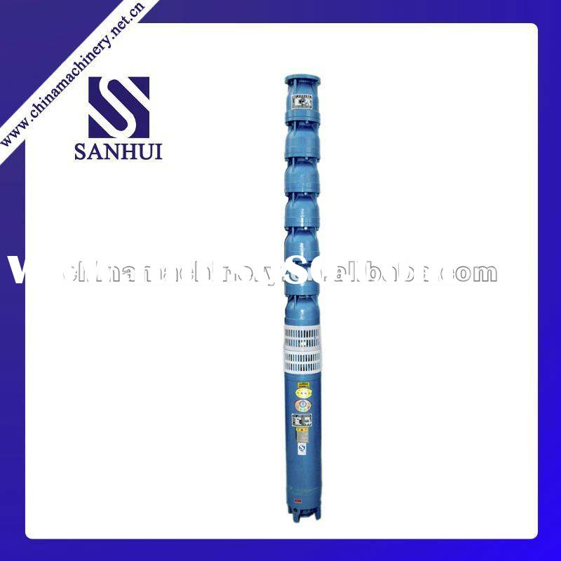 Electric Deep Well Submersible Water Pump