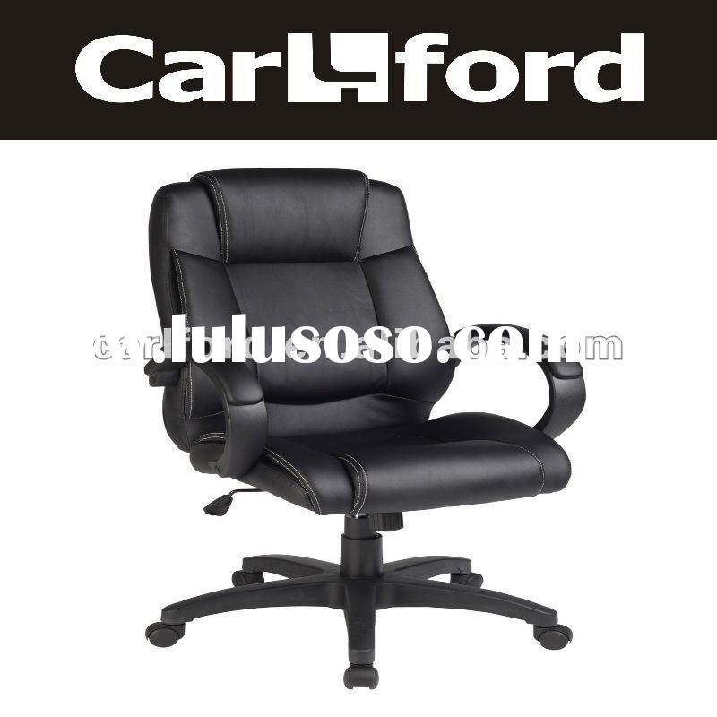 Executive leather office chair D-9110