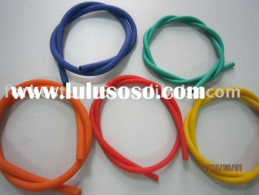 Exercise elastic tube