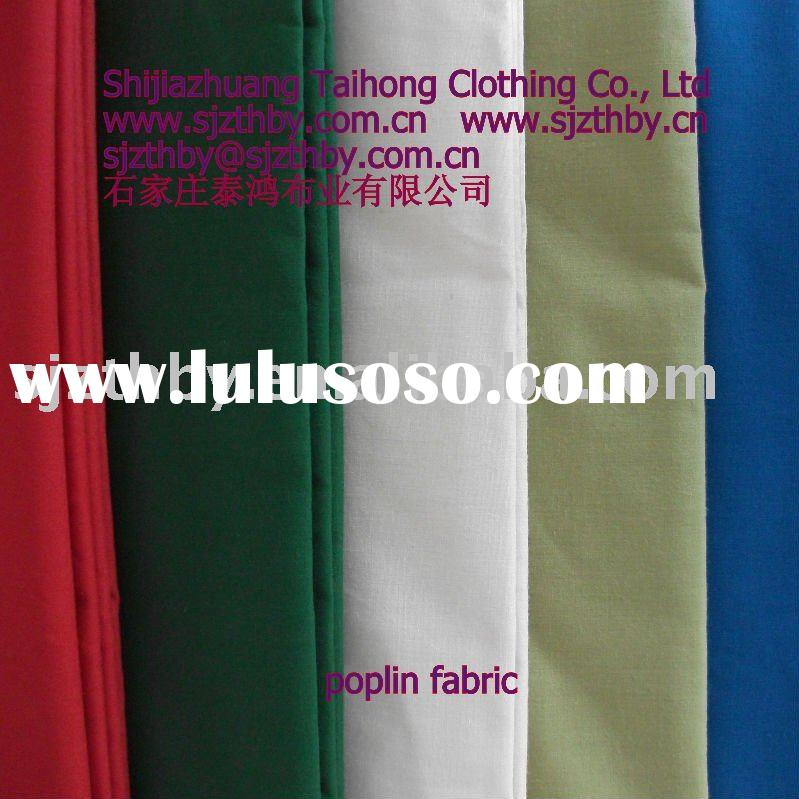 Export all kinds of fabric for polyester-cotton textile