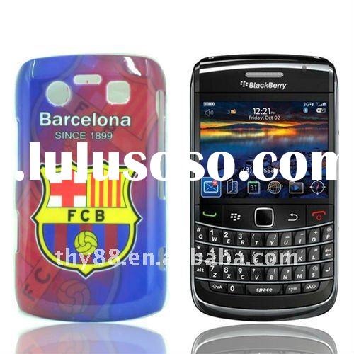FOOTBALL CLUB CELLPHONE TPU CASE FOR BLACKBERRY 9700 CELL PHONE CASE