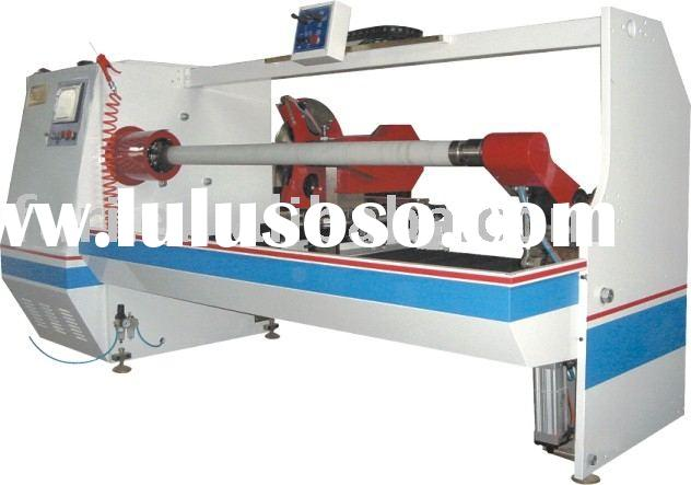 FR-1600A Auto Roll Slitter /Adhesive Tape Cutting Machine