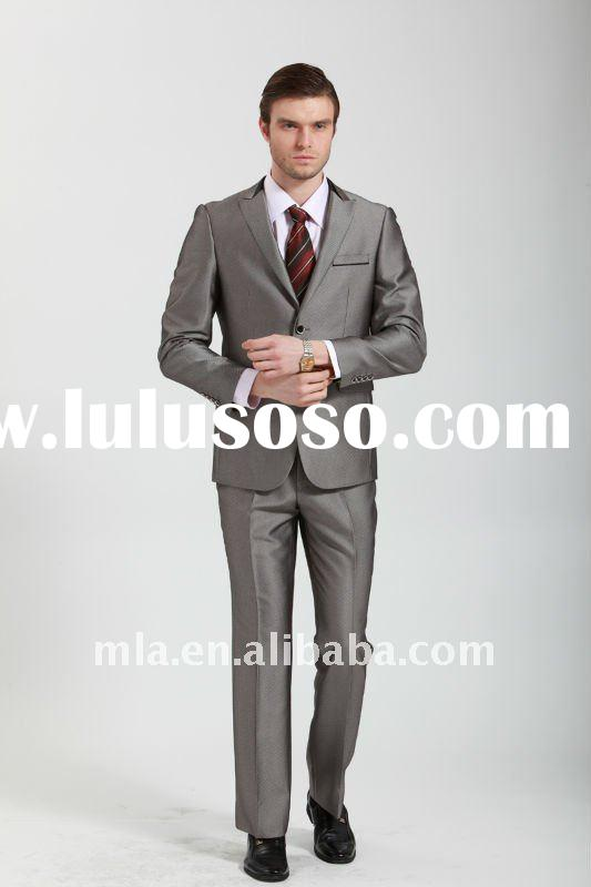 Fashion latest top quality formal suit Men's business suit