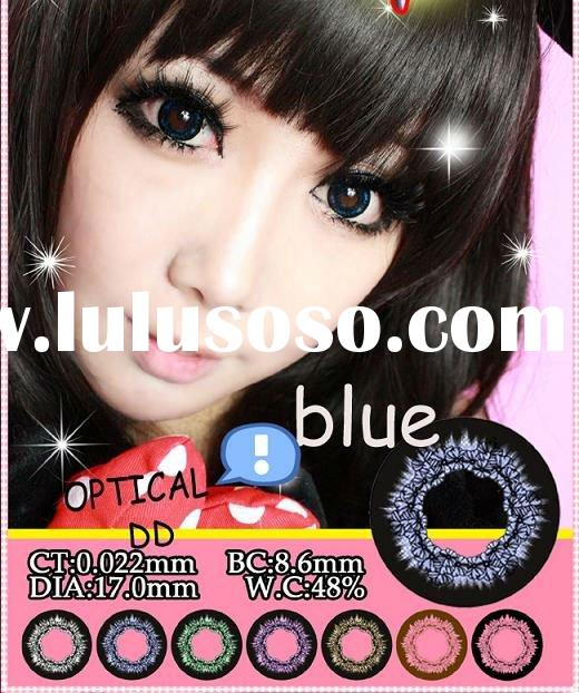 For Disneyeye Diameter 17mm color contact lens/good quality and low price/manufactured in South Kore