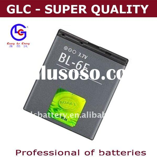 For Nokia N95 8GB N78 cell phone battery BL-6F