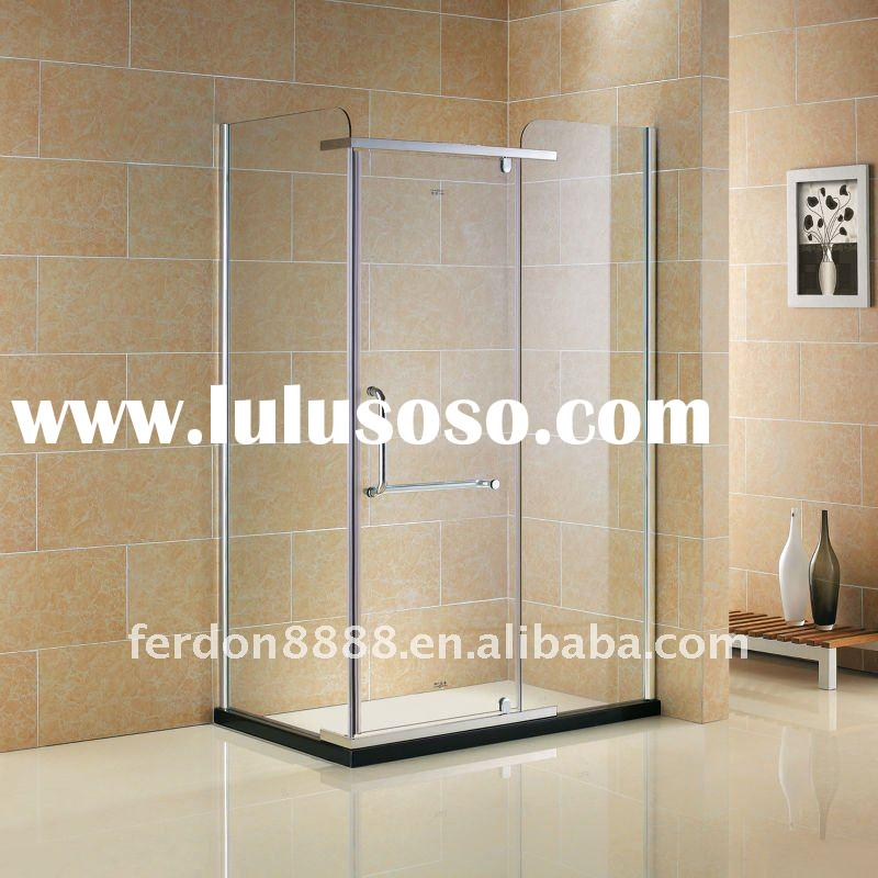 Frameless Pivot Door Shower Enclosure (HC3)