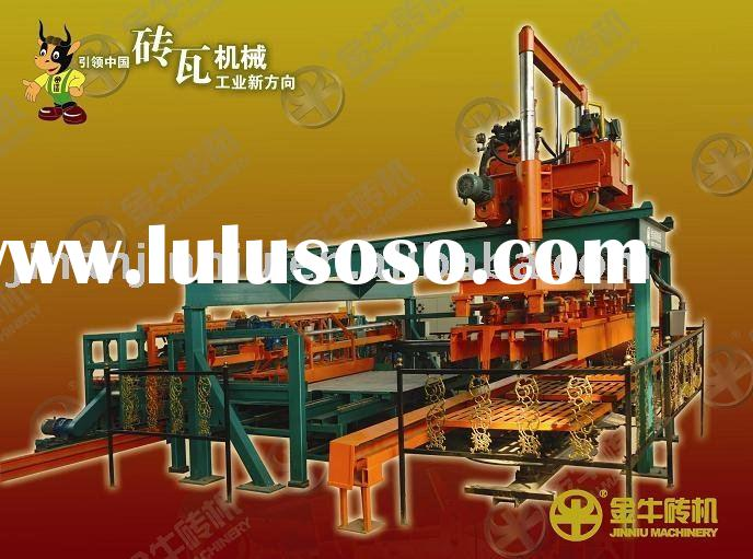 Full-automatic Setting System brick making machine