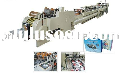 Full automatic paper bag making machine