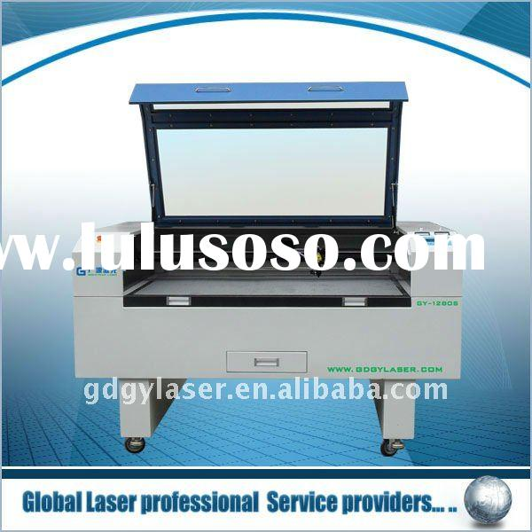 GY1390E laser cutter machine for Wood,Carton,Cork,Bonding material,Plastic foils,Cardboard,Textiles,