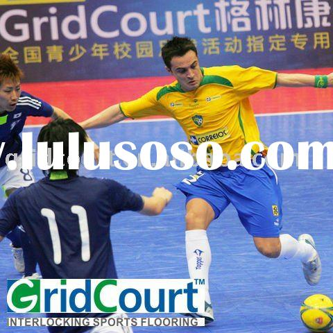 GridCourt Indoor Football Court/Football Field, Football Flooring, Football Venue