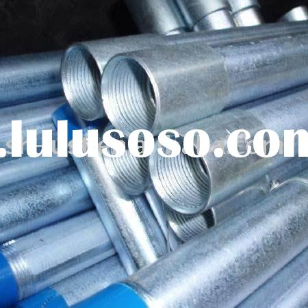 HOT DIPPED GALVANIZED STEEL PIPES AND TUBES