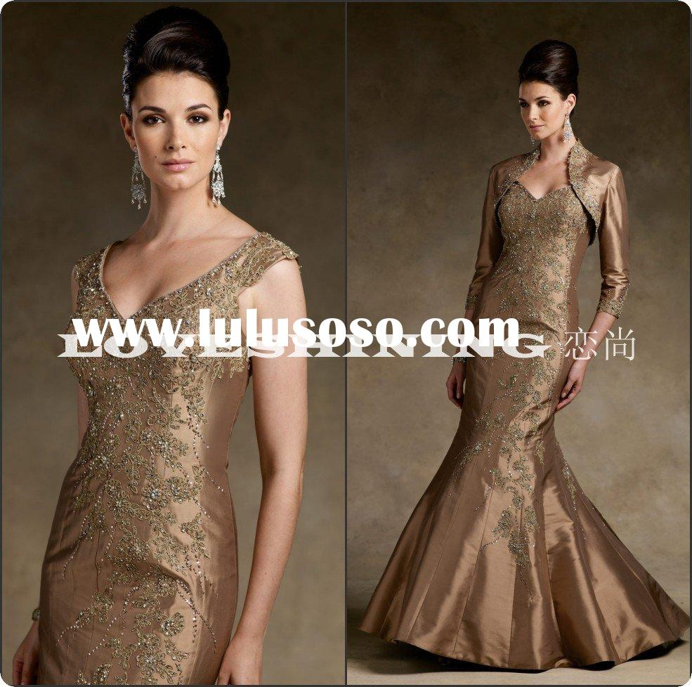 HOTsale new fashion mother of the bride dress MD0385