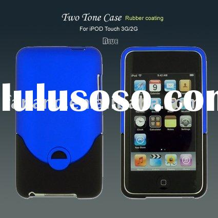 Hard case for iPOD touch 3g/2g(Rubber coating)