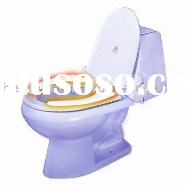Heated pad for Toilet Seat
