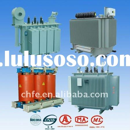High Efficiency Three Phase Electrical Power Distribution Transformer