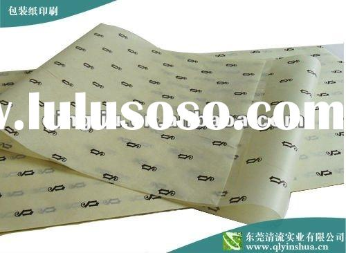 High Quality Printed Tissue Paper For Shoes Clothes Etc