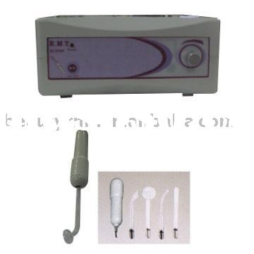 High-frequency electrotherapy beauty machine