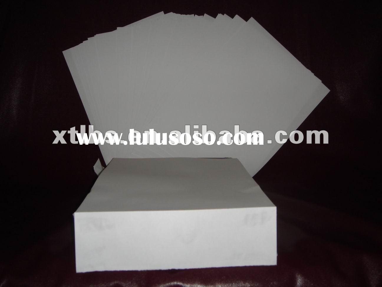 High quality/low price 100% wood pulb office A4 paper