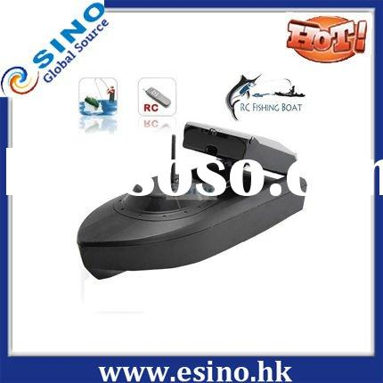 Hot Selling!!! JABO-2A Remote Control fishing boat with bait casting