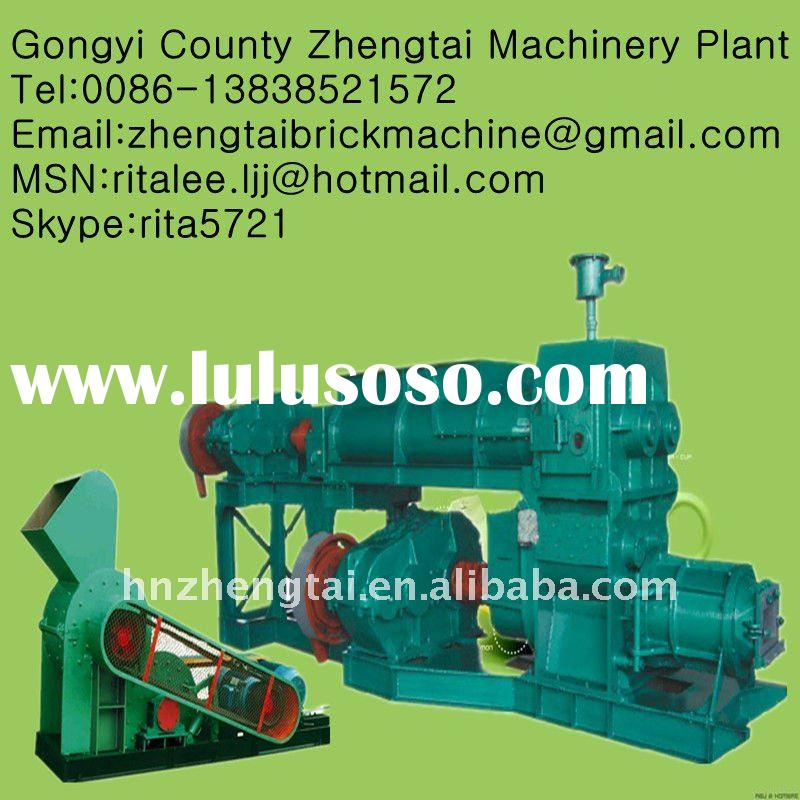 Hot sale in India !!! Red clay brick machine