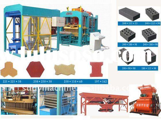 Hot sale in India fly ash brick making machine