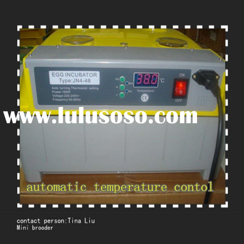 Hot selling small incubators for hatching eggs JN4-48