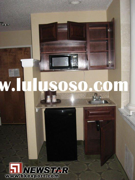 Hotel Kitchen Furniture ( Kitchen Cabinet for American Hotel Project Use )